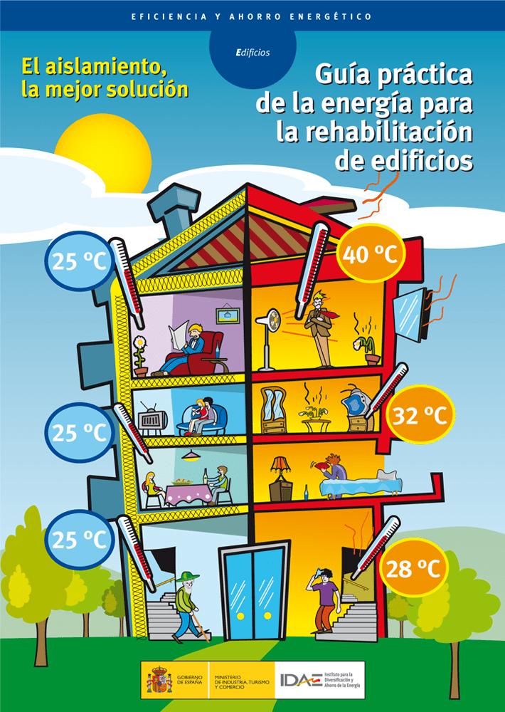 Guía práctica de la energía para la rehabilitación de edificios