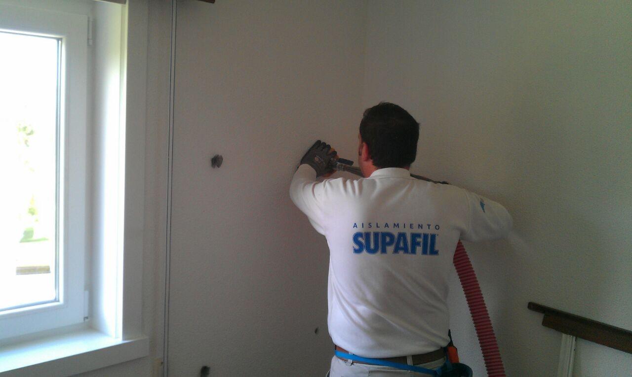 Aislamiento de paredes en Coruña para proteger tu hogar del frío y el calor